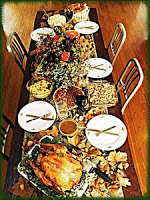 The Thanksgiving Meal…. a last minute menu-helper