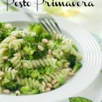 10 Minute Dinner: Pesto Primavera Recipe