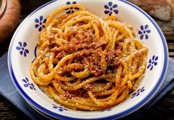 Pasta Pomodoro: a.k.a. Puh-sketti