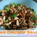 asian chicken salad