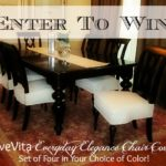 chair cover giveaway