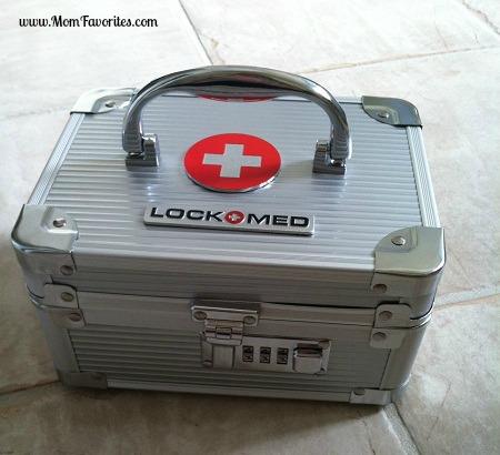 lockmed lock box