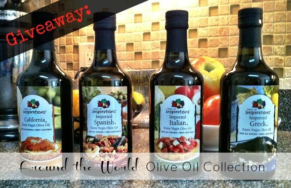 olive oils giveaway