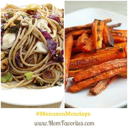 pasta and carrots
