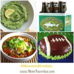 #MenusonMondays: Weekly Dinner Menu Plan + a Super Bowl Spread