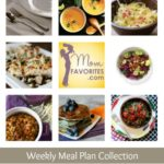 """Swimsuit Edition"" Weekly Meal Plan: Menus on Mondays Collection"