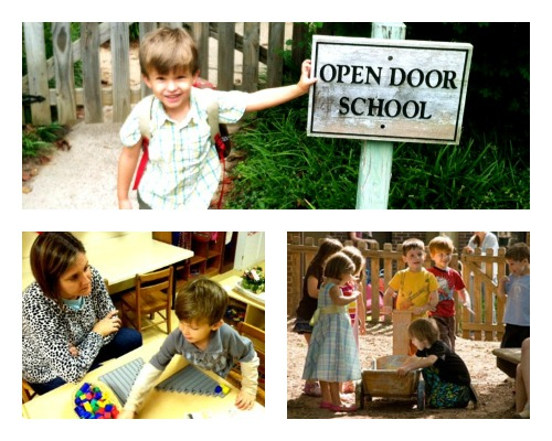 open door school summer camp