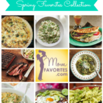 Finally! Weekly Menu Plan, Spring Collection