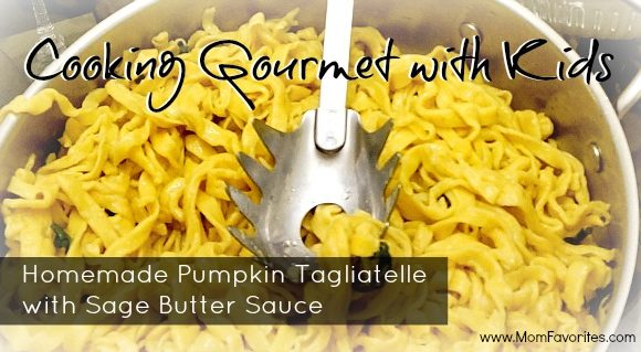 Cooking GOURMET with Kids
