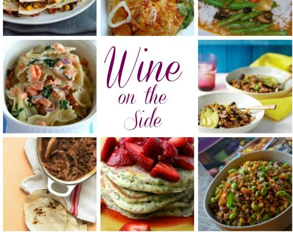 Wine on the Side: Weekly Meal Plan Collection