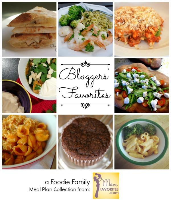 bloggers favorites