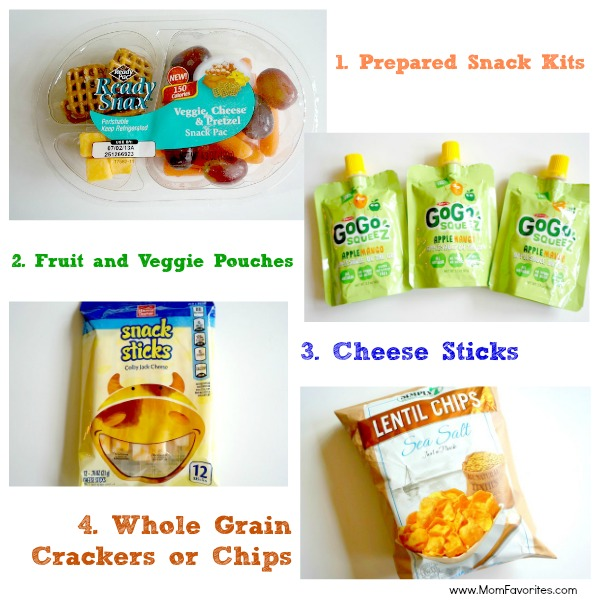 grab and go snacks