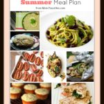 healthy summer meal plan