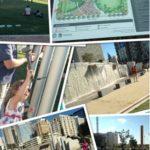 Romare Bareden Park Uptown Charlotte