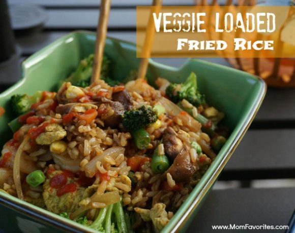 Best Fried Rice Recipe. Ever.