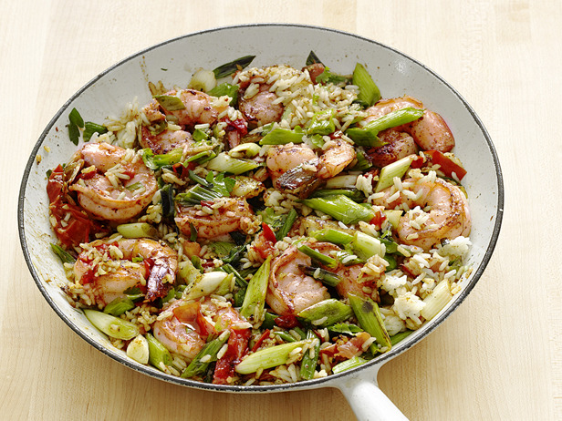 week 1 cajun shrimp and rice