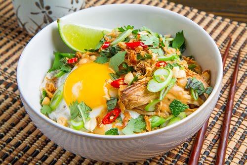 week 1 chicken rice bowl