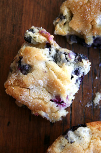 blueberry bfast cake