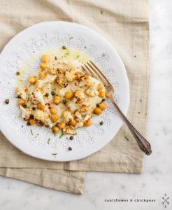 cauliflower puree