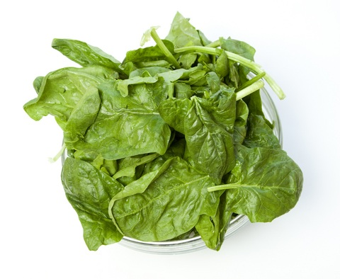 hb spinach