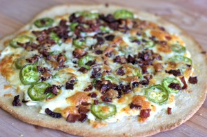 jalapeno pizza