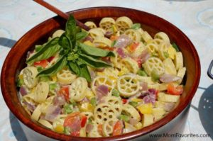 stoplight pasta salad