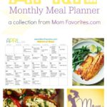 #MonthofMeals April – Your Monthly Menu Collection