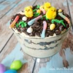 Oreo Trifle for Easter