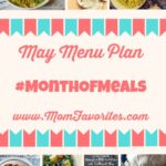 may menu plan monthofmeals