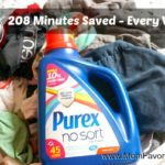 purex 10 time saved