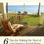 summer rental home tips