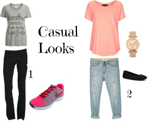 Casual Looks, Work at Home Mom Style, www.MomFavorites.com