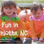 Fall Fun in Charlotte, NC: www.MomFavorites.com