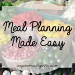 Meal Planning Made Easy, www.MomFavorites.com