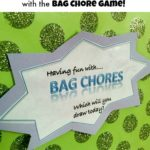 Bag Chore Game, www.MomFavorites.com