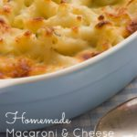 Homemade Mac 'n Cheese, www.MomFavorites.com