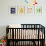 Bicycle Themed Nursery, www.MomFavorites.com