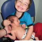 Helping Siblings Adjust to a New Baby, www.MomFavorites.com