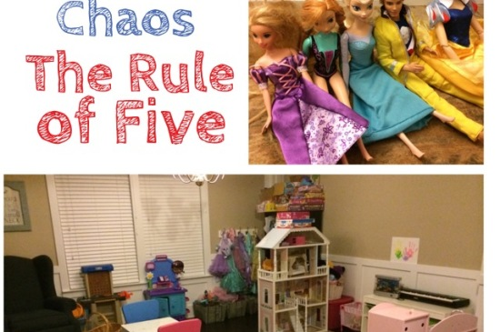control playroom chaos