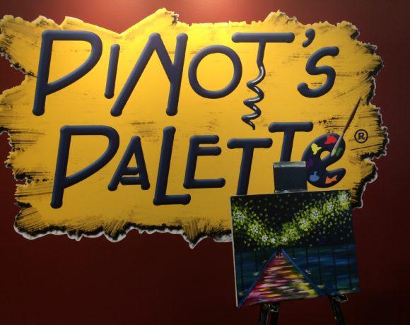 Awaken your Inner Picasso at Pinot's Pallete