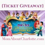 {Giveaway!} 4 Tickets to Disney On Ice: Princesses & Heroes