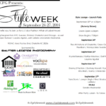 {Ticket Giveaway for CFG Style Week} Attention Mommy Fashonistas!