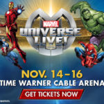 {WIN} Tickets to Marvel Universe LIVE!