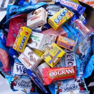 Halloween Candy Buy-Back with Smiles by Payet