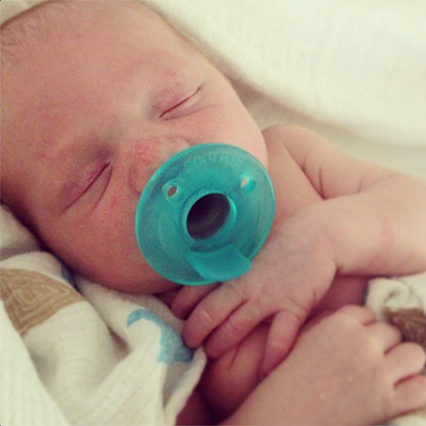 How a good birth went bad.  James' Birth Story: The Bad Part  - www.MomFavorites.com