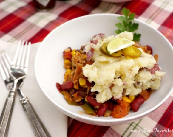 Tex-Mex Shepherd's Pie: Perfect Holiday Party Recipes