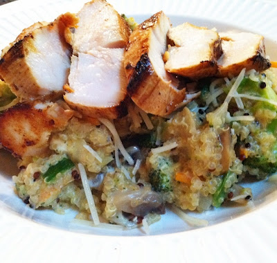Primavera with Chicken, month of meals collection from Mom Favorites