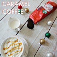 Spiced Caramel Coffee