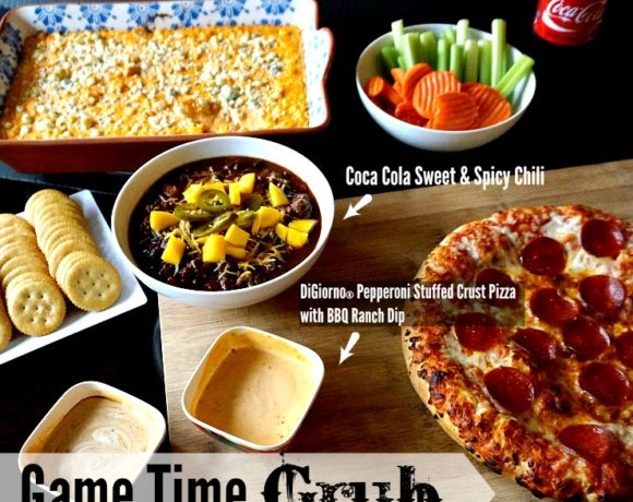 Game Time Recipes – with a Kick!