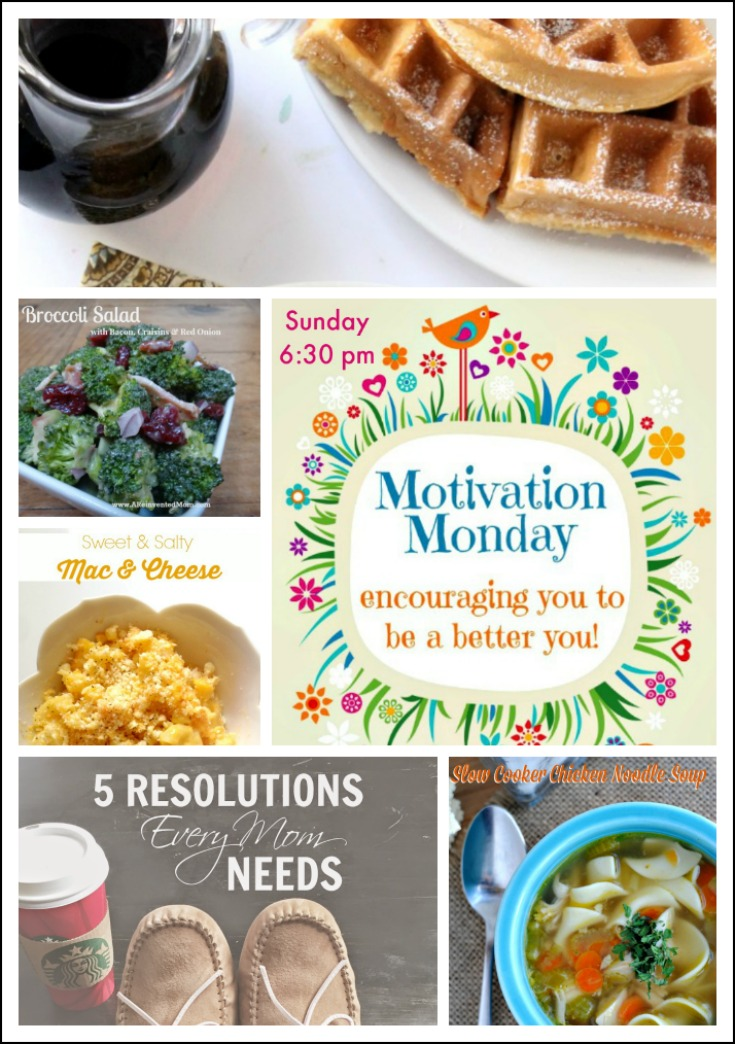 Monday Linky Party #125